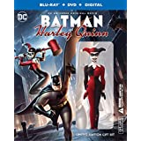 Batman & Harley Quinn Deluxe Edition with Figurine