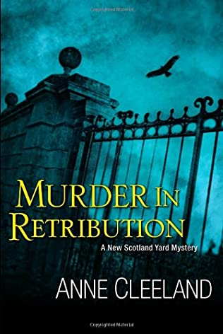 book cover of Murder in Retribution