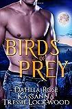 Birds of Prey, Dahlia Rose and Kassanna, 1499782233