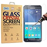 DMG 2.5D Tempered Glass Screen Protector for Samsung Galaxy J1 Ace J110H (No Fingerprints Anti-Scratch Oil Coated Washable)