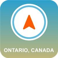 Ontario, Canada Offline GPS