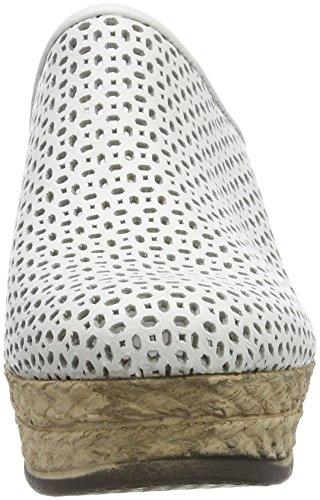 Andrea Conti Women's 1745720 Clogs White (Weiß 001) Btj1XiJOc