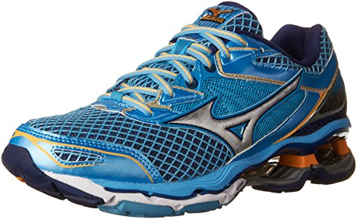 Mizuno Blue Shoes - 5