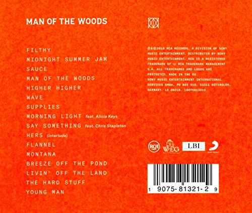 Large Product Image of Man of the Woods