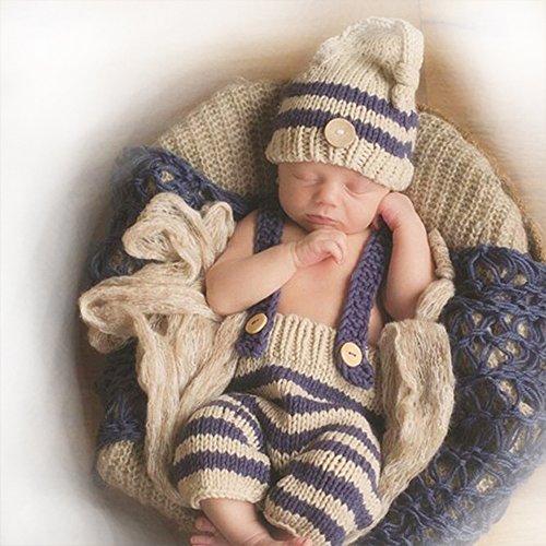 Fashion Baby Photography Props Outfits Custom Costume Unisex Newborn Boy Girl