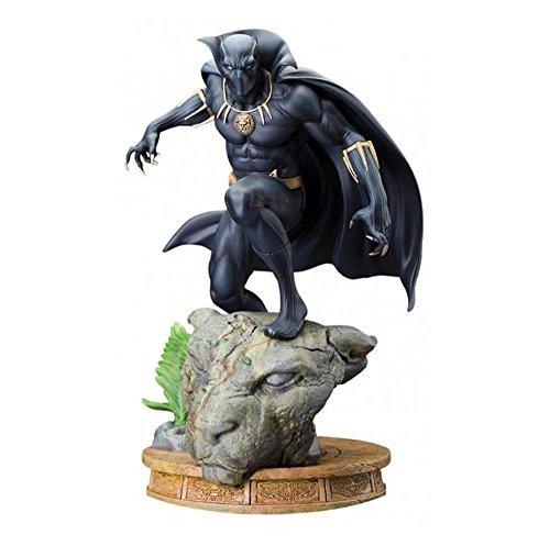 Kotobukiya Marvel: Black Panther Fine Art Statue (Black Panther Mask Marvel compare prices)