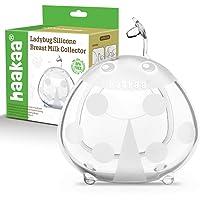 Haakaa Breast Shells Nursing Cup Silicone Breast Milk Collector Milk Savers for Breastfeeding Nipple Shells Protect Sore…