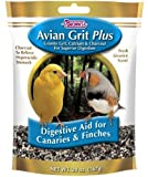 Brown's Avian Grit Plus Digestive Aid for Finches and Canaries with Licorice Scent, 20-Ounce, My Pet Supplies
