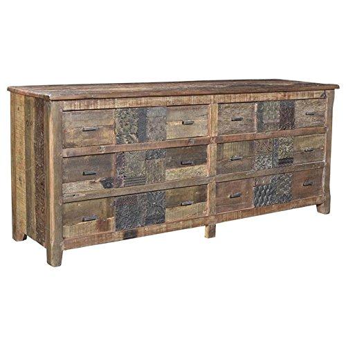 World Mod BX-1021-24 Reclaimed Wood, Plywood