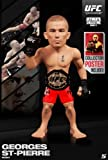 Round 5, UFC Ultimate Collector Series 11 Figure, Georges St. Pierre (Championship Edition w/belt)