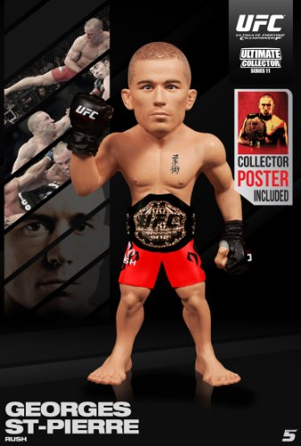Used, Round 5, UFC Ultimate Collector Series 11 Figure, Georges for sale  Delivered anywhere in USA