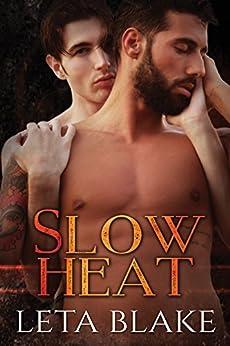 Slow Heat: Alpha Omega Gay Romance by [Blake, Leta]