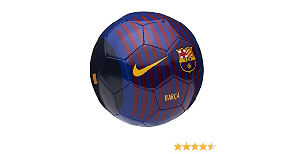 2840abcb4fcbf Amazon.com   2018-2019 Nike FC Barcelona Skills Mini Ball (1)   Sports    Outdoors
