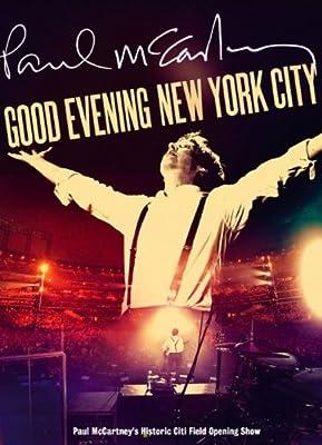 ポール・マッカートニー(Paul McCartney)『Good Evening New York City』