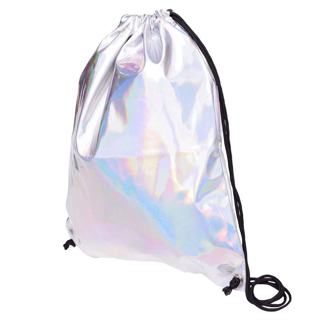 Bolsos Mochila Para Mujer Grandes Baratos PAOLIAN Saco de bolsillo de cuerdas de Viaje Pu Piel Deporte Hombre Escolares Estudiantes Moda Bolsos Casual Juveniles Backpack