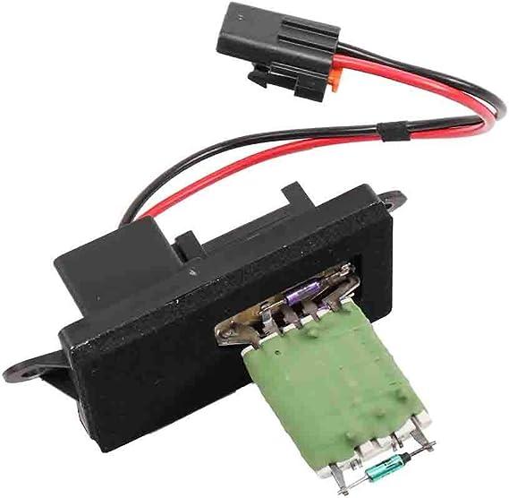 HVAC Blower Motor Resistor Front ACDelco GM Original Equipment 15-80550