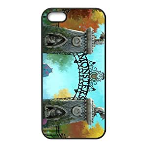 diy zhengCool-Benz Monsters University Phone case for Ipod Touch 4 4th /