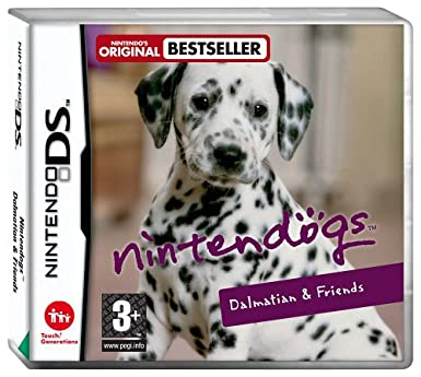 nintendogs dalmatian friends nintendo ds nintendogs amazon co