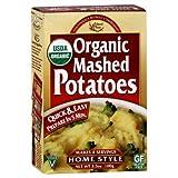Organic Mashed Potatoes, Homestyle 3 Pack (3.5 Oz Ea)