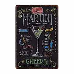1. There may be little color difference because of different light environment.  2. Some paintings appear to have the effect of rust, it is printed up (do the old), not really rusty.  3. An interesting bar sign which teach you how to make a m...