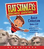 img - for Flat Stanley's Worldwide Adventures Audio Collection: Books 1-12 book / textbook / text book