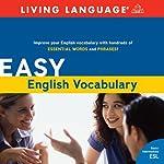 Easy English Vocabulary |  Living Language