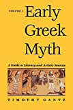 Early Greek Myth: A Guide to Literary and Artistic Sources, Vol. 1
