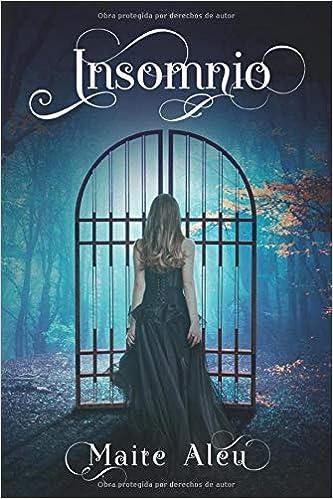 Insomnio novela romántica paranormal : Volumen independiente: Amazon.es: Aleu, Maite: Libros