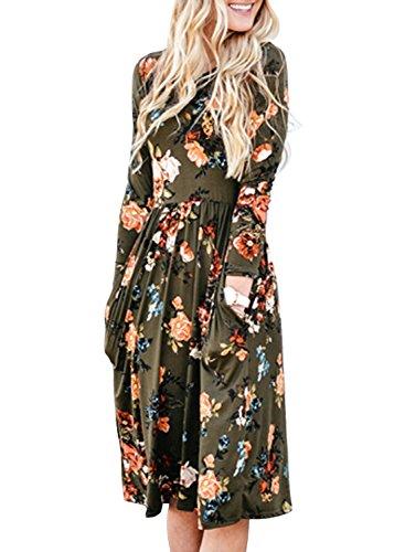a line babydoll dress - 8
