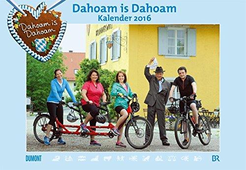 Dahoam is Dahoam 2016