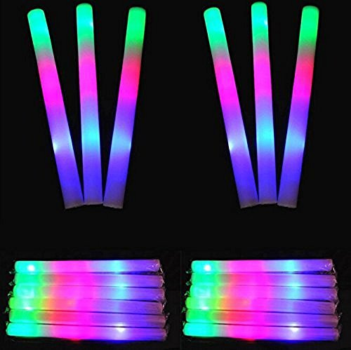 Flashing Led Light Sticks - 8