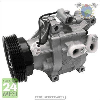 CHD Compresor Aire Acondicionado SIDAT Toyota Corolla Tre Volum: Amazon.es: Coche y moto