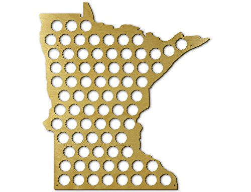 Beer Cap Trap Minnesota Wall product image