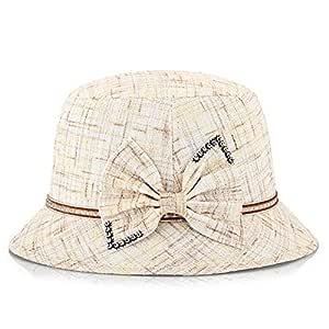 CAIZHIXIANG Sombrero de Las señoras de Mediana Edad Ropa de Moda ...