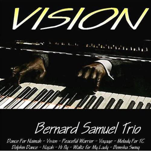 peaceful warrior by bernard samuel trio on amazon music