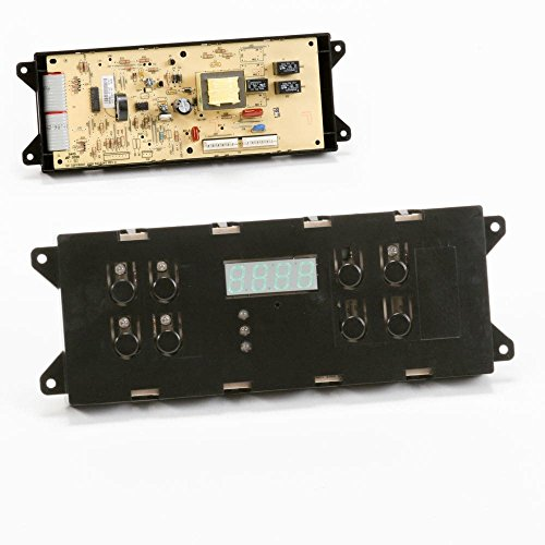 - Frigidaire 316557107 Range Oven Control Board and Clock Genuine Original Equipment Manufacturer (OEM) Part