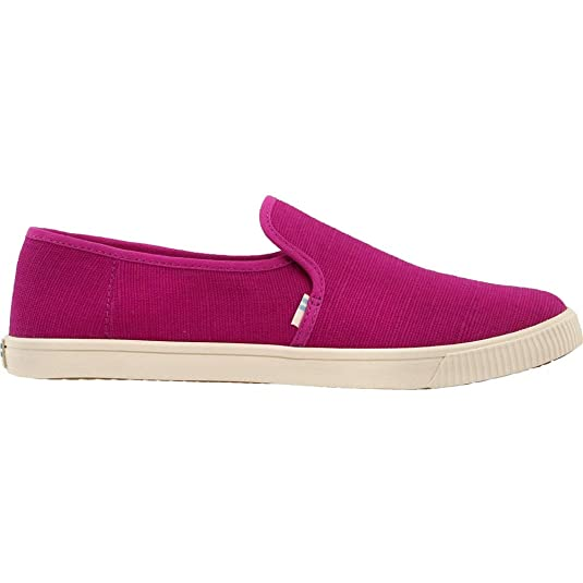 85d3dc0ce Amazon.com | TOMS Women's Clemente Burlap Slip-On | Loafers & Slip-Ons