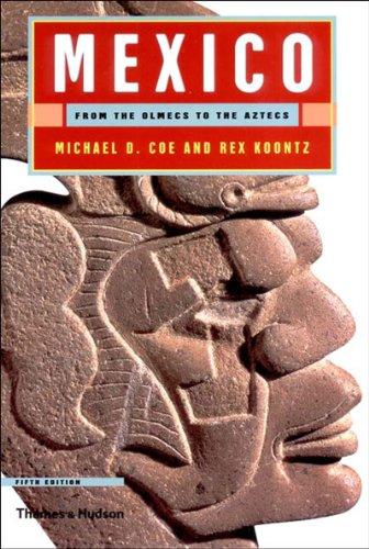 Mexico: From the Olmecs to the Aztecs, Fifth - Shop Online Mexico