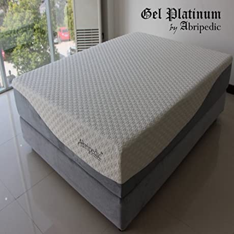 Sheetsnthings 12 Gel Memory Foam Triple Layer Plush Mattress 25 Year Limited Warranty Twin