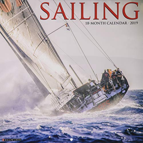 Sailing 2019 Wall Calendar
