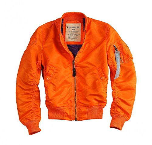 Alpha Industries Ma Wmn Orange Lw 1 Jacke Vf gpgqxTCF