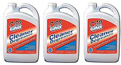 Oil Eater Original 1 Gallon Cleaner/Degreaser (Тhree Pаck)