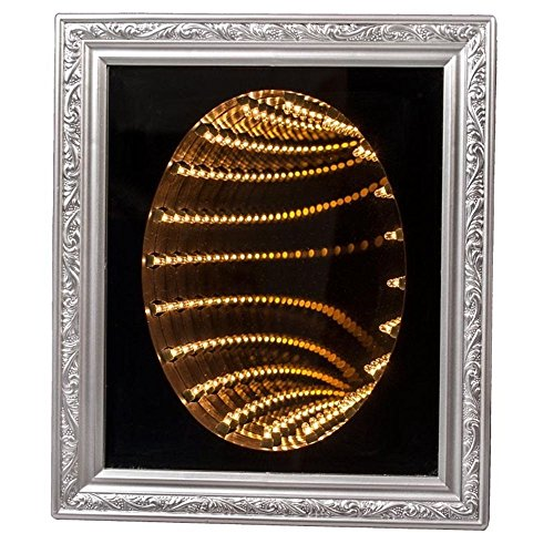 American Scientific Lighted Infinity AC Powered LED Magic Mirror
