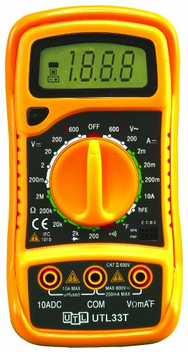 UEi Test Instruments  UTL33T Digital MultiMeter, used for sale  Delivered anywhere in USA
