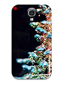 Awesome Holiday Christmas Flip Case With Fashion Design For Galaxy S4 by icecream design