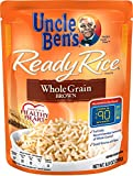 uncle ben brown rice - UNCLE BEN'S Ready Rice: Whole Grain Brown (12pk)