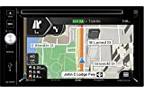 Jensen VX7021 6.2' Double-DIN A/V Navigation Receiver with Built-in...