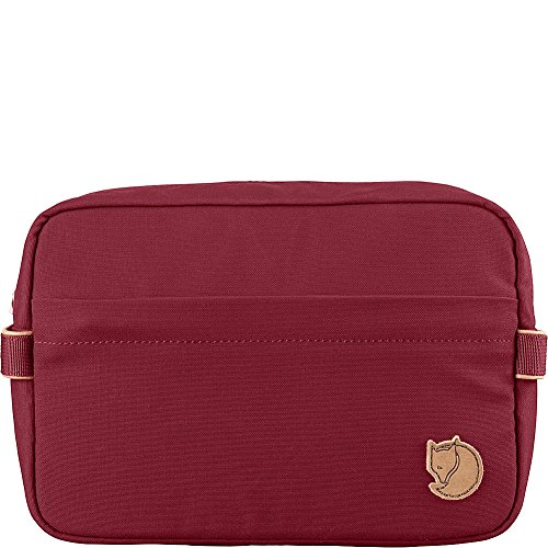 Fjallraven Travel Toiletry Bag Redwood One Size