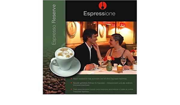 Amazon.com : Espressione RESWB4 Espresso Reserve Lighter Roast Whole Bean Coffee Gift Box : Gourmet Coffee Gifts : Grocery & Gourmet Food