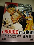 LE ROUGE ET LE NOIR / All Region / Audio: French and Chinese / Subtitle: Chinese / 1954 / Directed by Claude Autant-Lara / Starred by Danielle Darrieux and Gerard Philipe